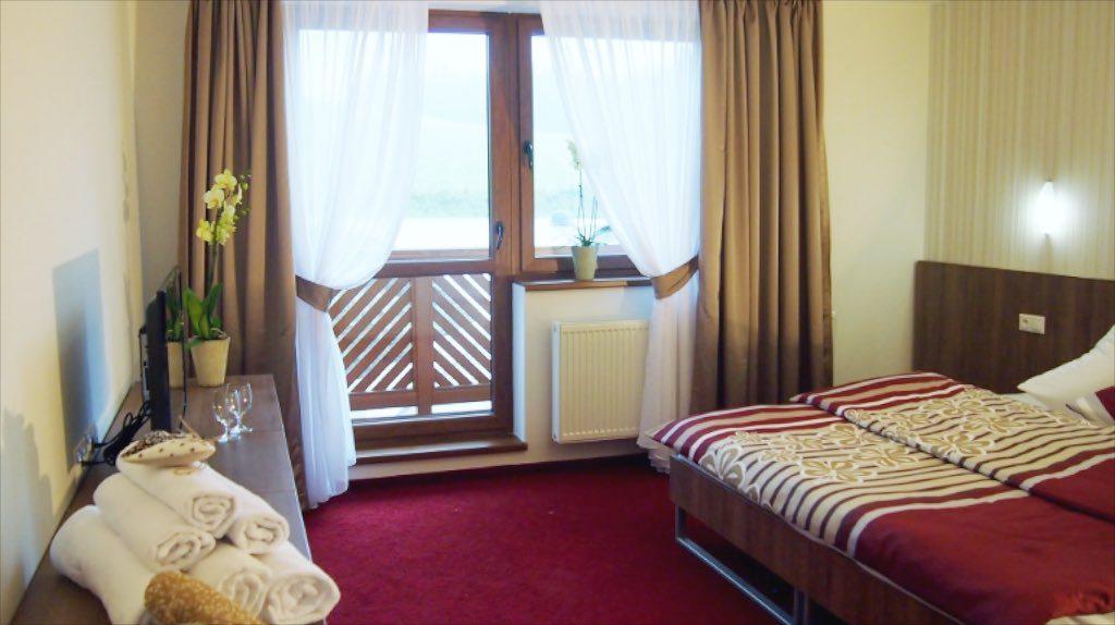 Ubytovanie v penzióne - Izba Štandard Plus