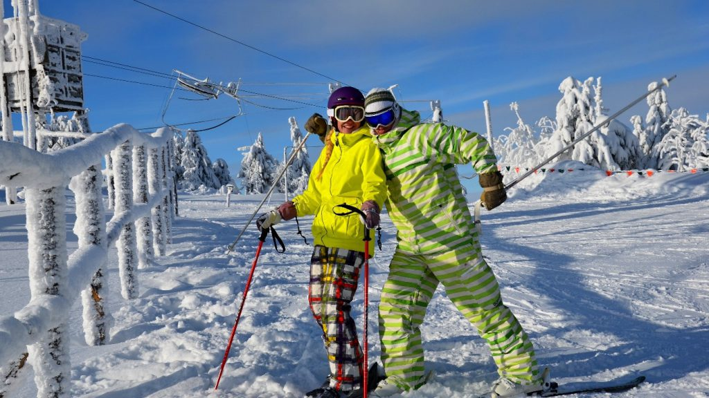 Zimné športy na Orave