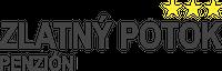 Penzión Zlatný potok logo